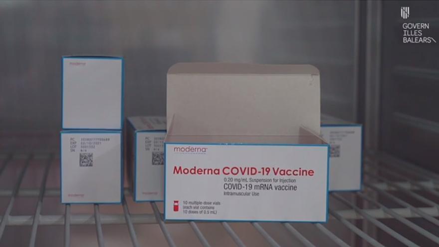 Baleares bate un nuevo récord, con 6.502 vacunas administradas en un día