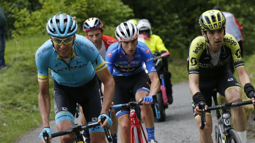 Así ha sido la decimoctava etapa del Giro de Italia