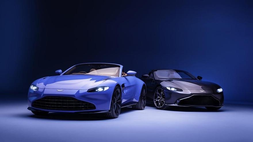 Aston Martin lanza el Vantage Roadster desde 157.300 euros