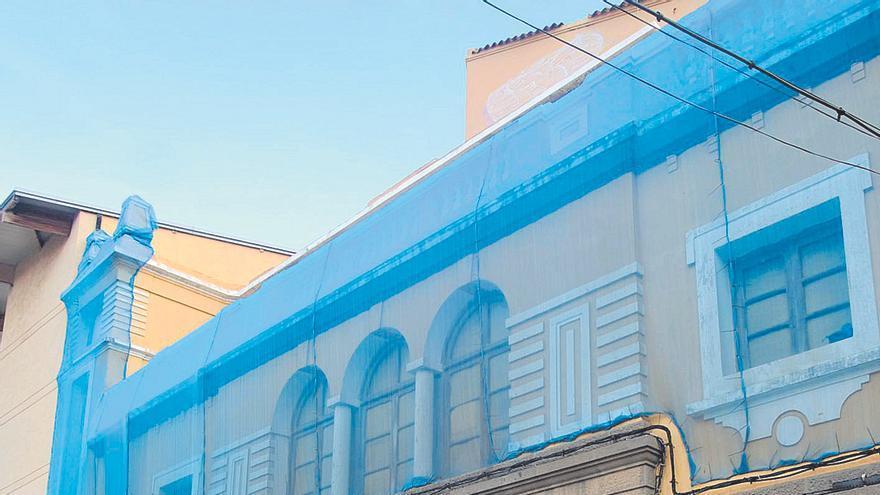 El antiguo cine de San Roque albergará la sede administrativa de la ULPGC