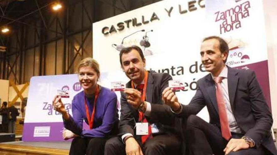 Zamora: Todo el viaje en un bolsillo