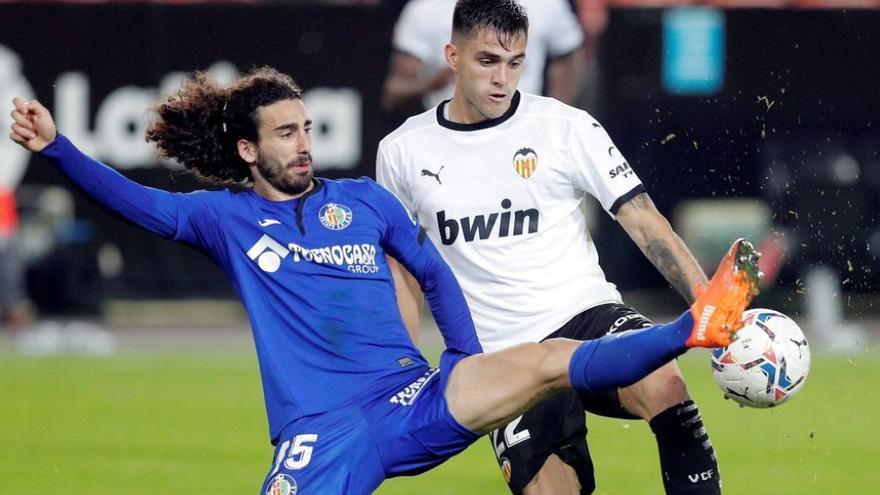 Sigue en directo el Getafe - Valencia CF