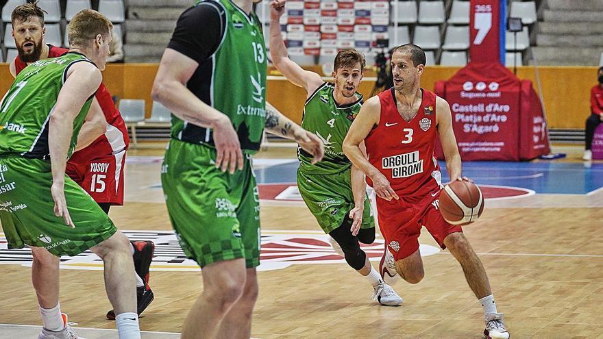 Sàbat continuarà sent el pal de paller del Bàsquet Girona