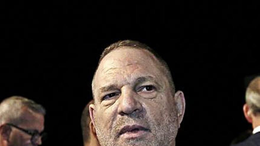 Harvey Weinstein, aislado en prisión por coronavirus