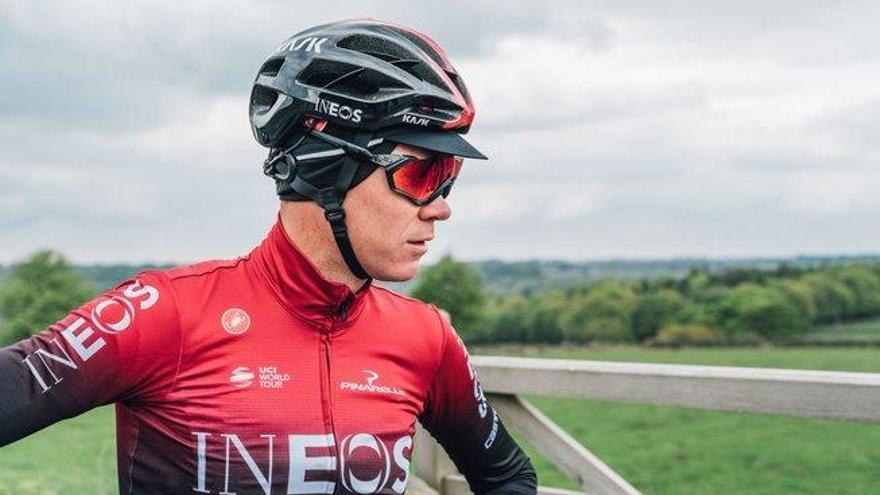 Froome se pierde el Tour tras una grave caída en Francia