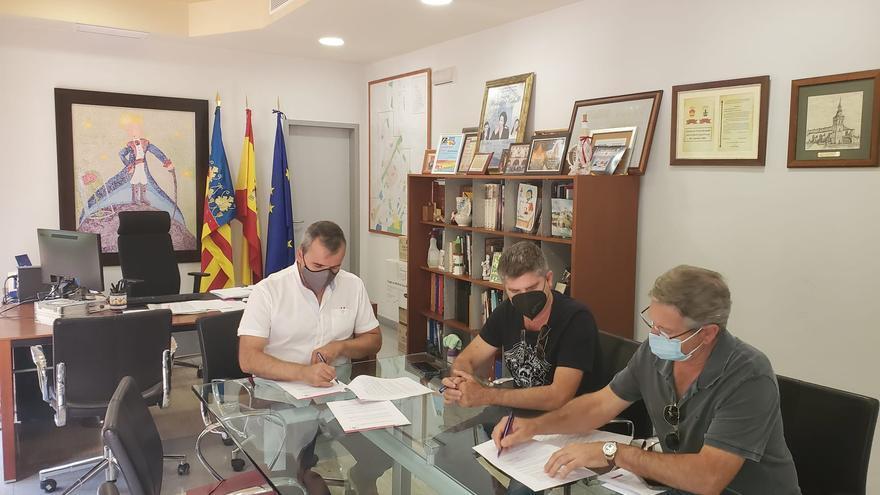 El Ayuntamiento de Aspe inicia gestiones para construir un nuevo centro de Alzheimer