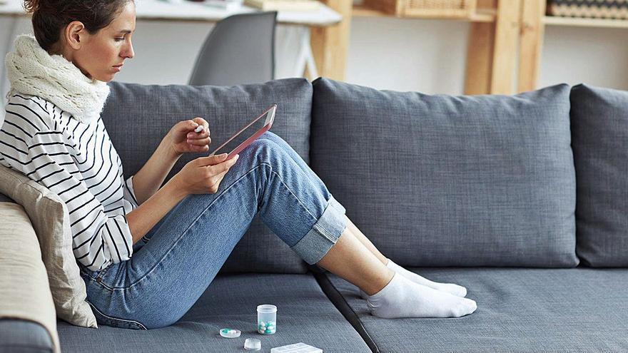 """Médico 24 horas online y medicinas a domicilio, así es """"BBVA Salud Contigo"""""""