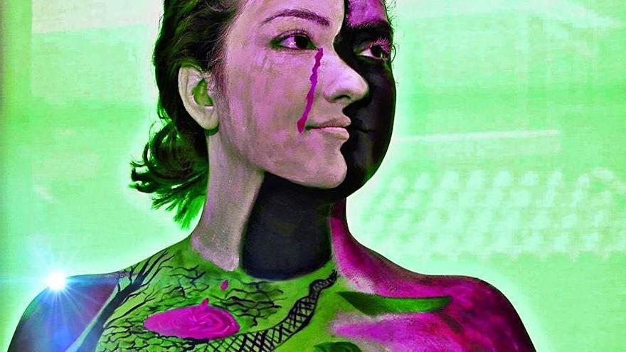 El proyecto 'Mirada de mundos entrelazados' participa en el VII concurso Arte SOSlidario