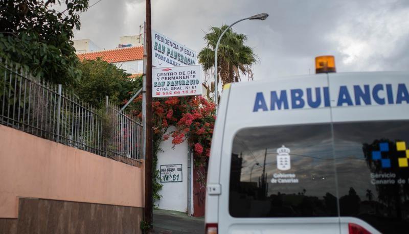 Residencia San Pancracio, en Vistabella