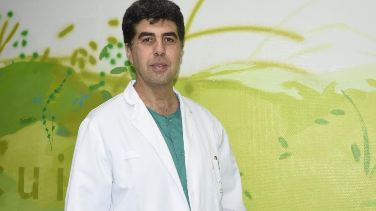 """José María Dueñas: """"La situación actual nos está obligando a limitar los trasplantes a pacientes en situación urgente"""""""