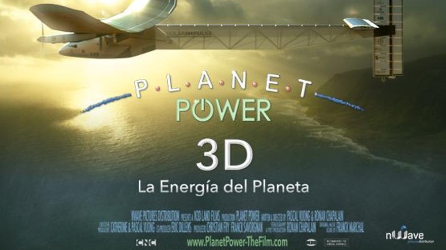 Planet Power 3D. La energía del planeta