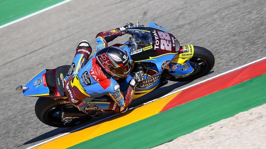 Carrera de Moto2 del GP de Teruel, en directo