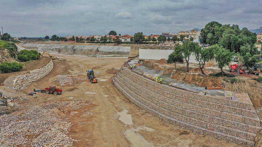 El abandono del riego tradicional elevó un 42% el peligro de la rambla de Abanilla