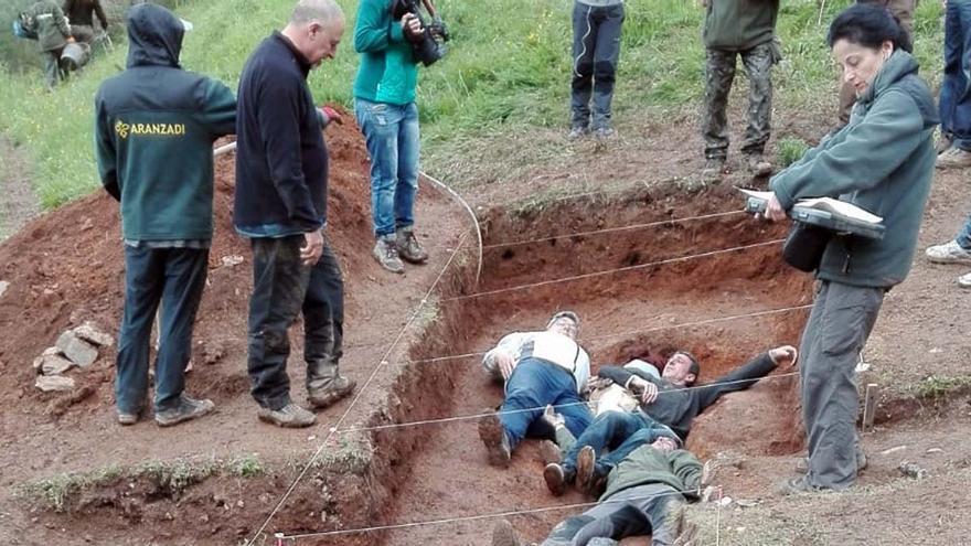 La Memoria Histórica en la comarca: Familias y asociaciones buscan investigar una segunda fosa común en Parasimón