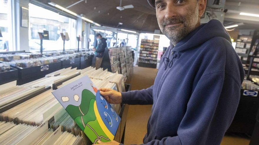 """Joan Miquel Oliver: """"Spotify es una gran trampa, es capitalismo salvaje"""""""