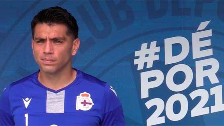Nacho González llega avalado por Munúa