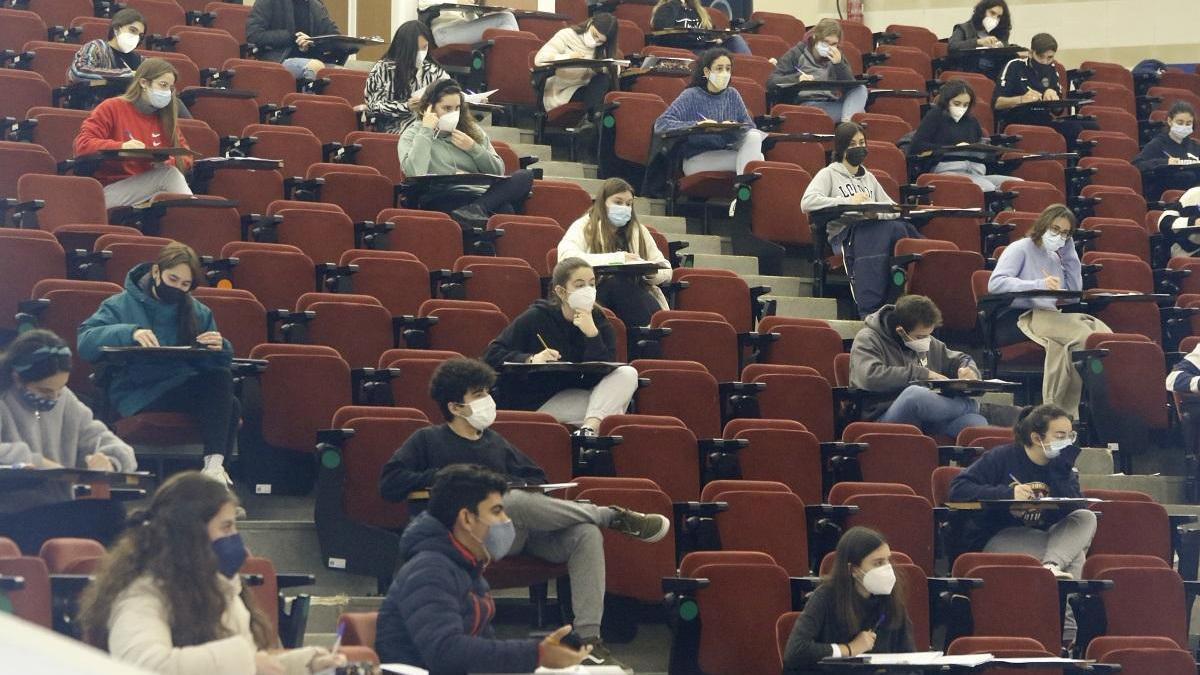 Rechazo de los estudiantes de la UCO a los exámenes presenciales