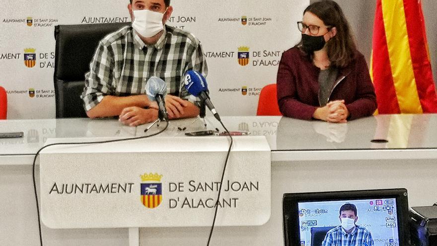 La Conselleria de Vivienda y el Ayuntamiento de Sant Joan firman un protocolo de colaboración para la adquisición y gestión de viviendas
