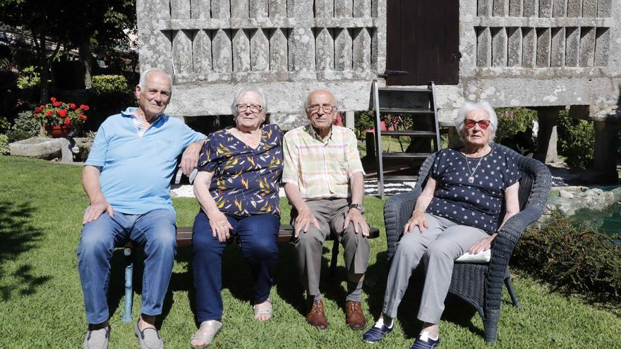Un reencuentro de lo más esperado entre hermanos casi centenarios