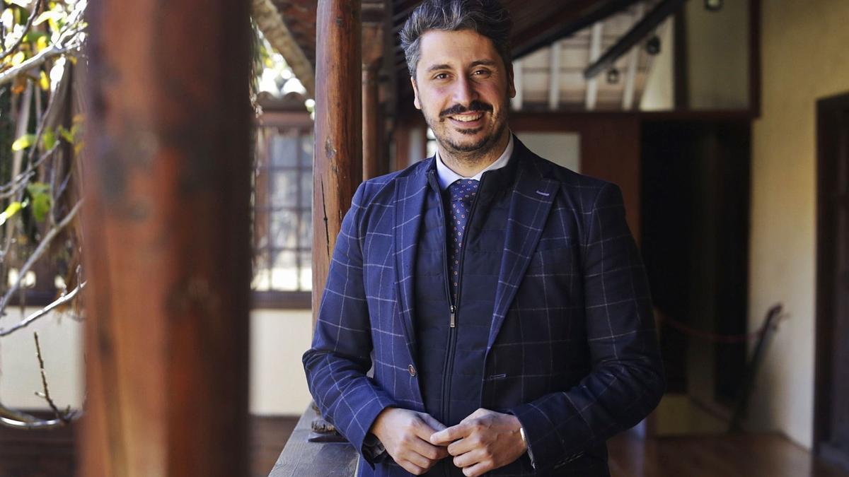 Luis Yeray Gutiérrez.