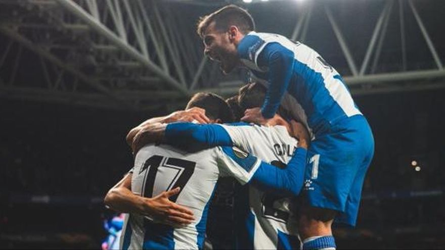 Espanyol-Wolverhampton als setzens de final de l'Europa League