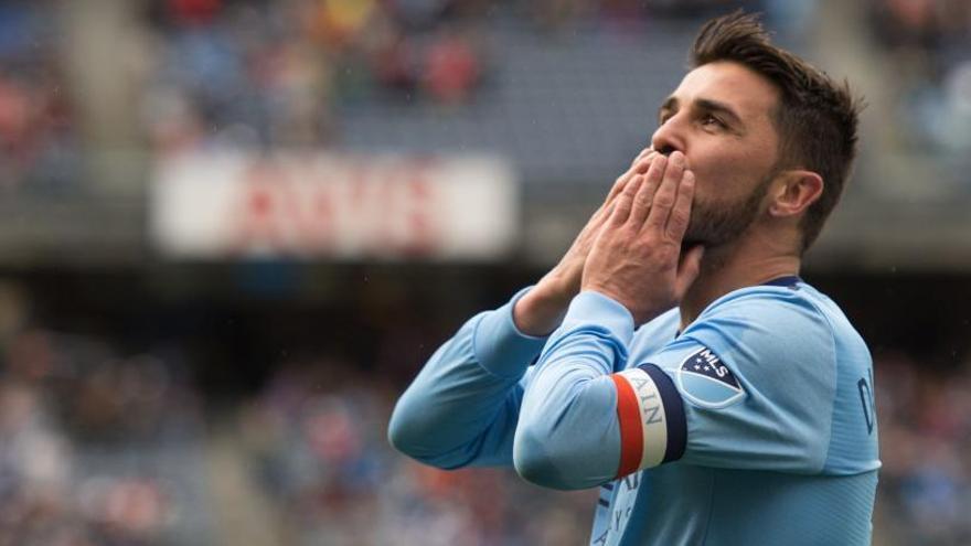 """Villa deja el New York City """"para buscar nuevos retos"""""""