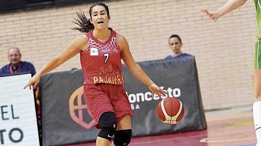 La base mallorquina Alejandra Quirante