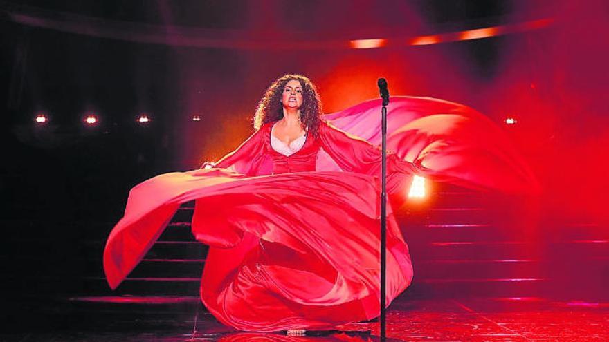 Cristina Ramos convence por Shakira
