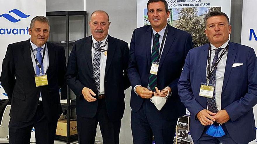 Imatech espera situar su tecnología higroscópica en las subastas de biomasa