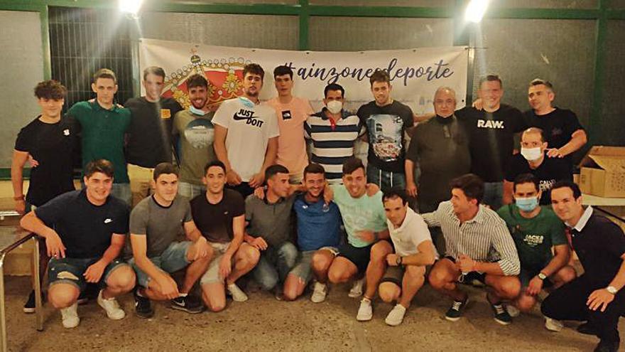 El Ainzón FS gana la liga y ya es equipo de Tercera