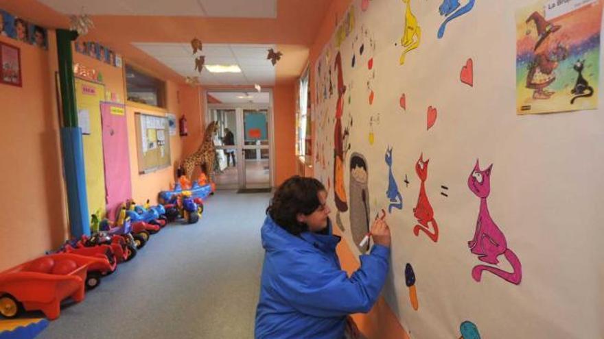 Abierta la matrícula en la escuela de bebés El Nial, de Pola de Lena
