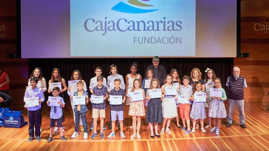 CajaCanarias convoca una nueva edición de su Concurso de Cuentos infantiles