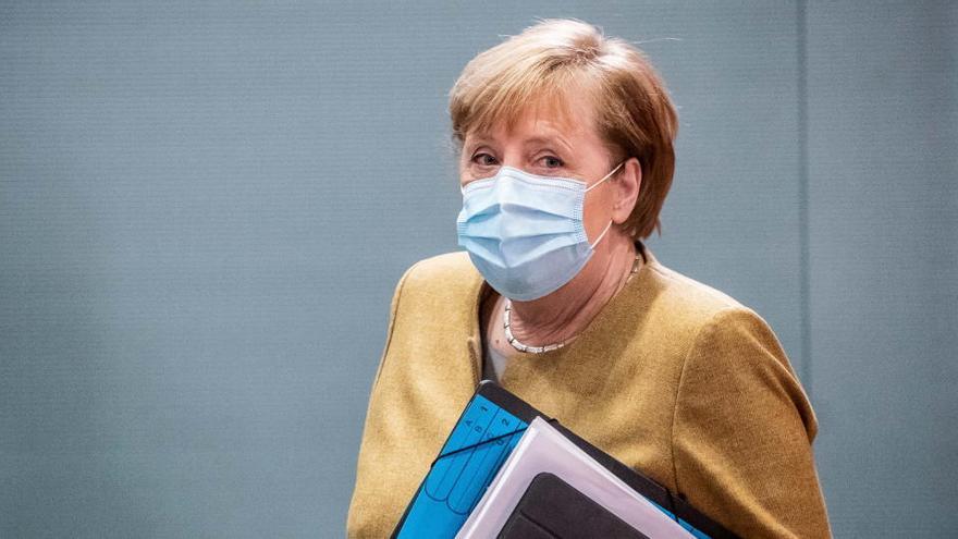 Alemania propone celebrar el 26 de septiembre de 2021 las elecciones del adiós de Merkel
