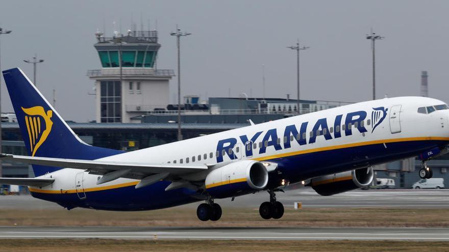 La Audiencia Nacional tumba el ERE de Ryanair en España