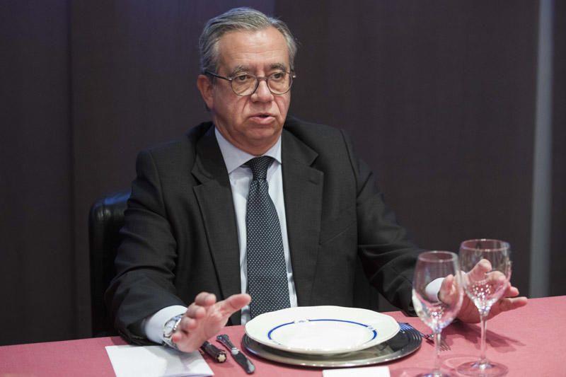 Desayuno informativo sobre los 40 años de la Constitución Española