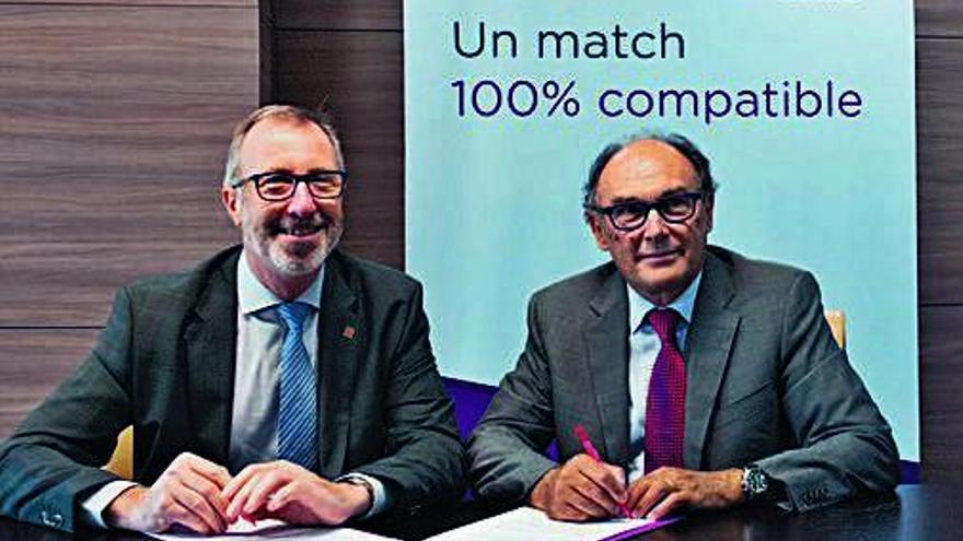 Les farmàcies catalanes podran col·laborar en les donacions de medul·la òssia