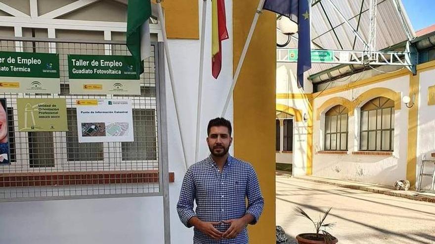 El edil de Peñarroya destituido por el alcalde rechaza las acusaciones por la afiliación masiva al PSOE