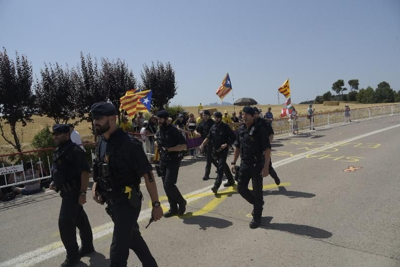Els presos tornen a Lledoners