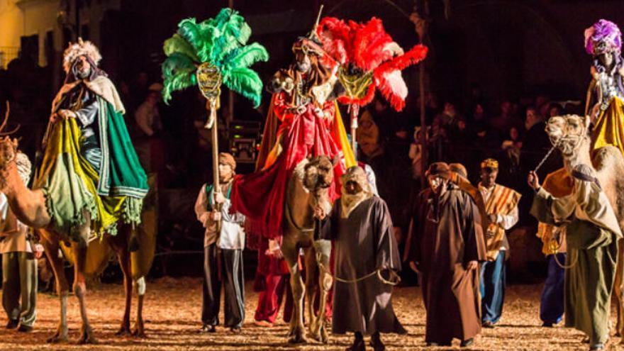 La Laguna promueve la declaración como BIC del Auto de Reyes Magos de Tejina