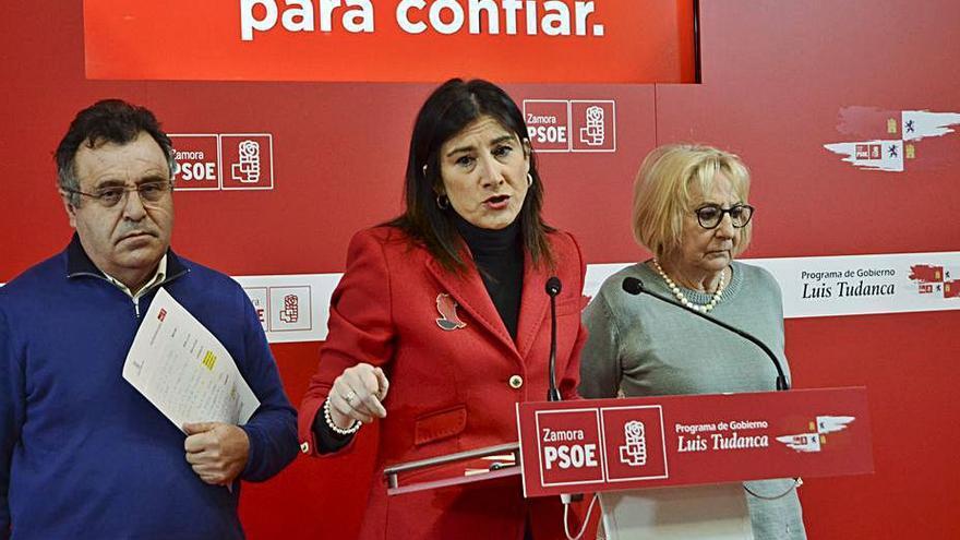"""El PSOE reprocha la """"inacción"""" de Educación durante el periodo estival"""