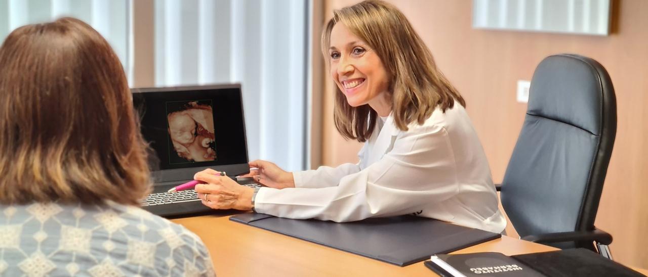 Ana Palacios es la nueva directora de las unidades de Obstetricia del Grupo Instituto Bernabeu