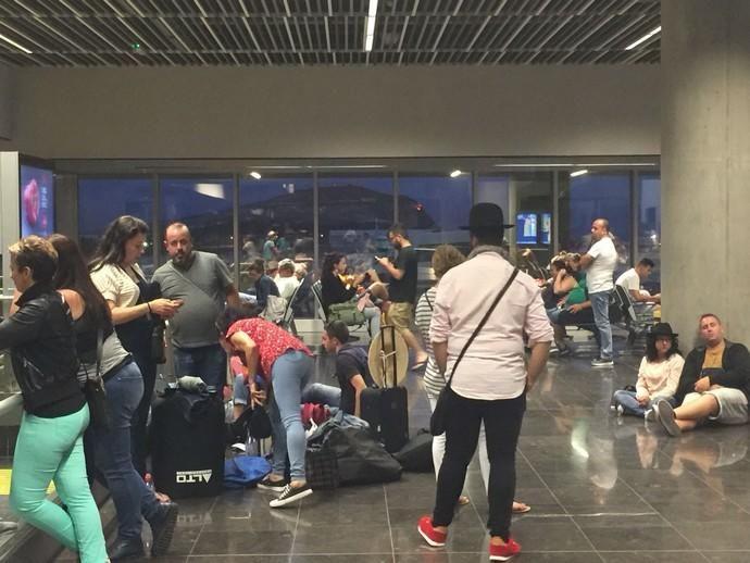 Retrasos en los vuelos del Aeropuerto de Gran Canaria