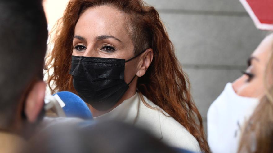 Mediaset, multada por emitir en horario protegido la docuserie de Rocío Carrasco
