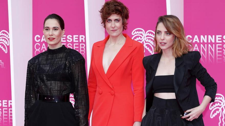 La serie de Leticia Dolera, premio especial de interpretación en Canneseries