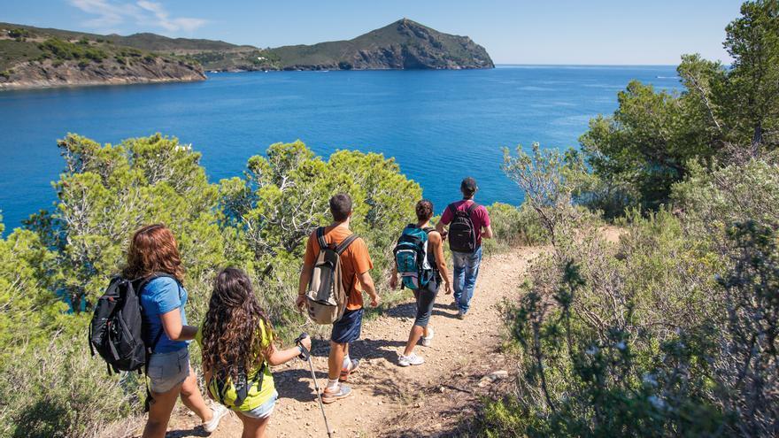 Roses a peu torna amb sis propostes de senderisme amb guies del Cap de Creus