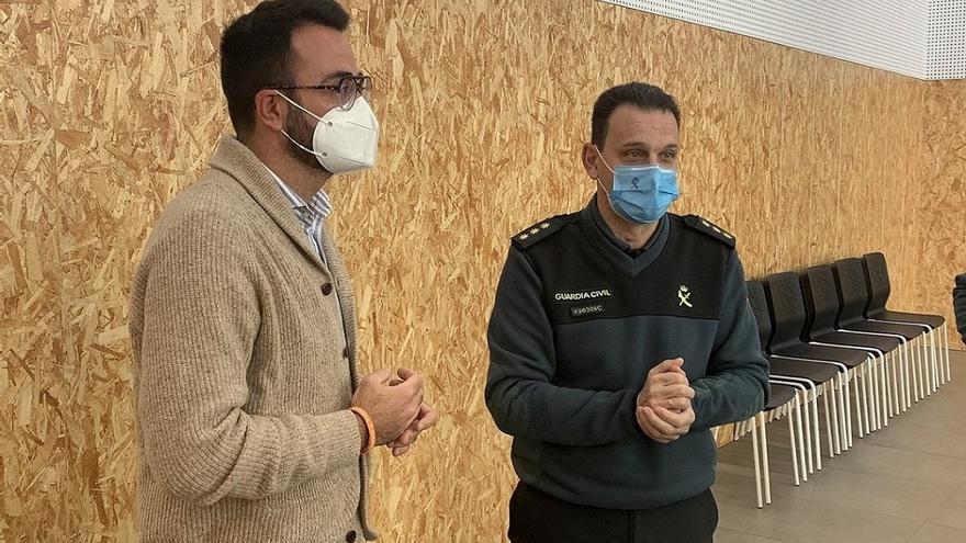 Un millón de euros para la construcción del nuevo cuartel de la Guardia Civil en Rabasa