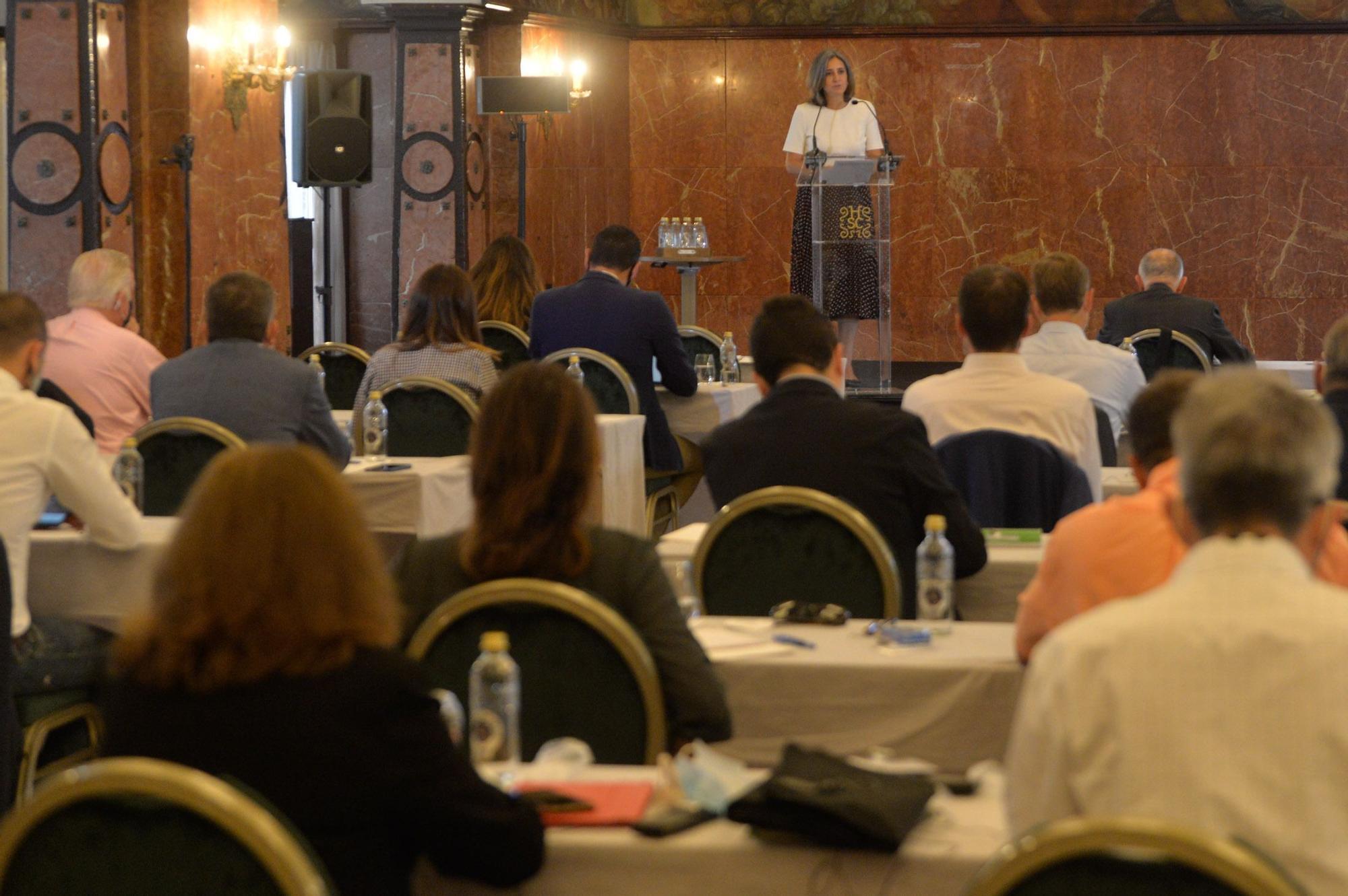 Jornadas sobre aviación regional sostenible (22/09/2021)