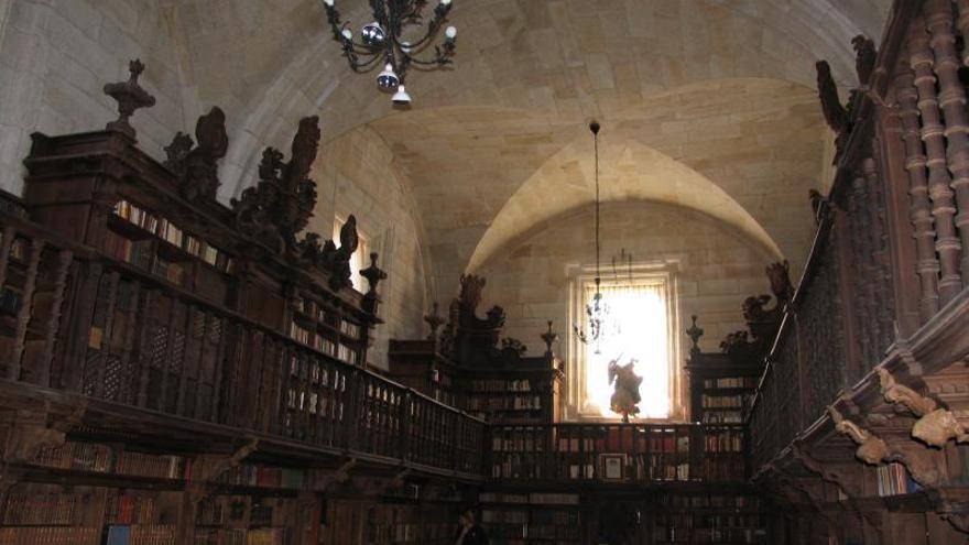 Apuntes sobre la biblioteca del monasterio de Oseira y sus autores