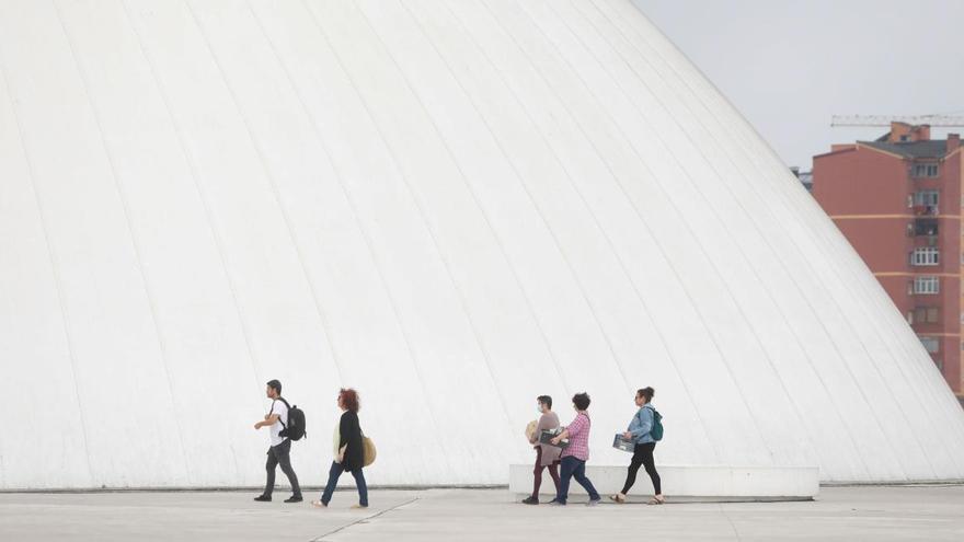 El Centro Niemeyer retoma las visitas guiadas