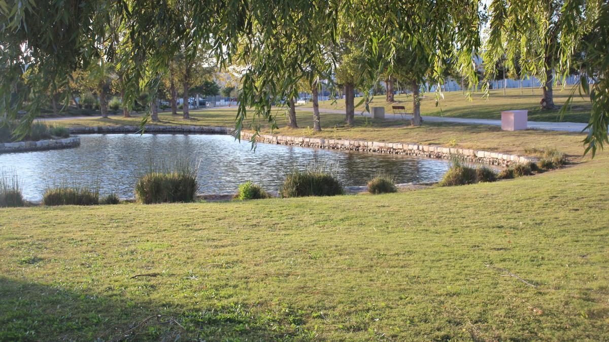 Parque Presidente Adolfo Suárez, San Vicente